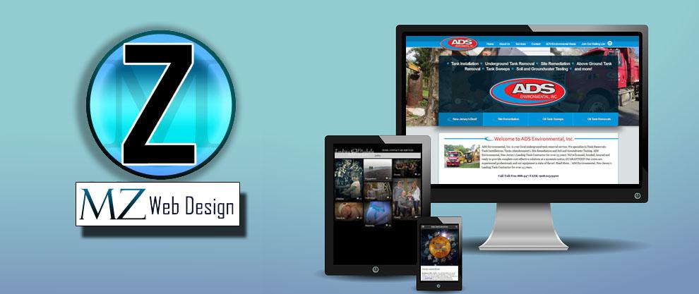 NJ Website Design | Michael Zederbaum Website Design |Responsive ...
