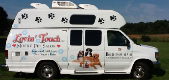 Mobile Pet Grooming Pa